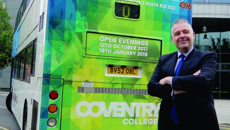 Coventry College is here!